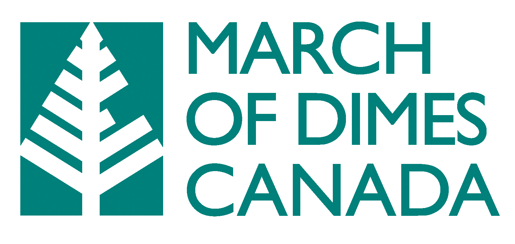 March of Dimes Canada logo